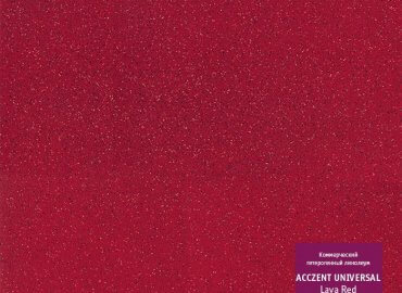 Acczent Universal Lava Red